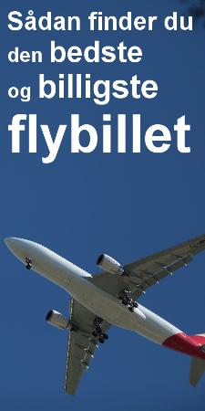 Sådan finder du billig flybillet til Malta