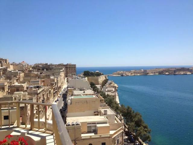 Grand Harbour hotel udsigt