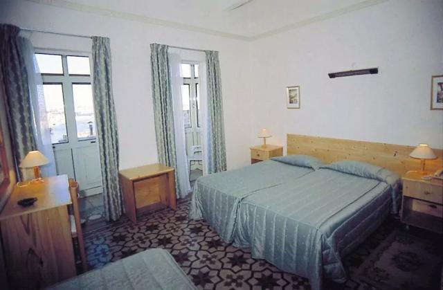 The British Hotel værelse